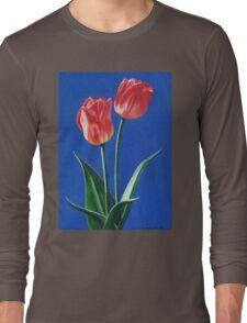 Two Tulips Long Sleeve T-Shirt