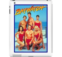 baywatch iPad Case/Skin