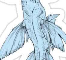 Flying Fish Sticker