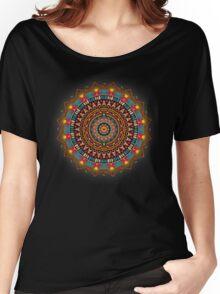 Crystalline Harmonics - Tribal Women's Relaxed Fit T-Shirt