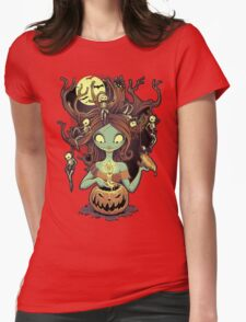 halloween by remi42 Womens Fitted T-Shirt