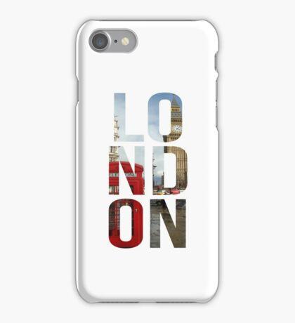 London Town iPhone Case/Skin