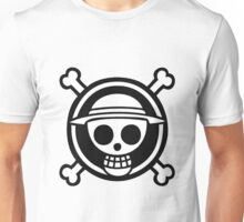 EDR 137 Straw Hat Pirates Logo Unisex T-Shirt