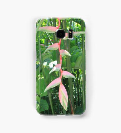Beautiful Tropical Greenery Samsung Galaxy Case/Skin