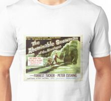 the abominable snowman of the himalayas 02 Unisex T-Shirt
