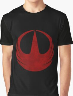 rebel alliance rogue one starbird Graphic T-Shirt