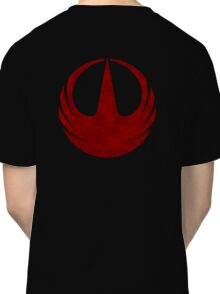 rebel alliance rogue one starbird Classic T-Shirt