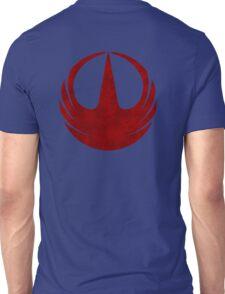 rebel alliance rogue one starbird Unisex T-Shirt