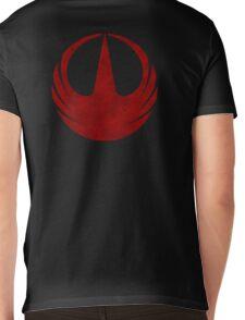 rebel alliance rogue one starbird Mens V-Neck T-Shirt