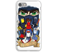Videogame Ninjas iPhone Case/Skin