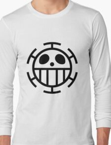 EDR 138 Heart Pirates Logo Long Sleeve T-Shirt