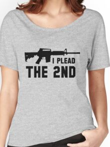 I Plead the 2nd Pro Women's Relaxed Fit T-Shirt