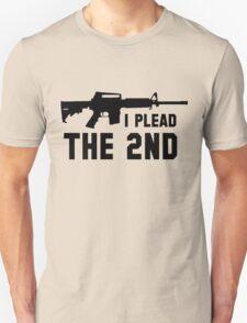 I Plead the 2nd Pro T-Shirt