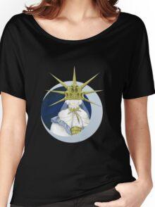 Dark Sun Gwyndolin Women's Relaxed Fit T-Shirt
