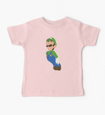 Luigi - Super Smash Bros. Baby Tee