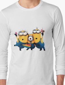 Minion by remi42 Long Sleeve T-Shirt