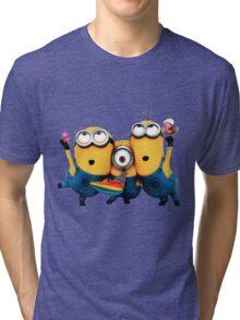 Minion by remi42 Tri-blend T-Shirt