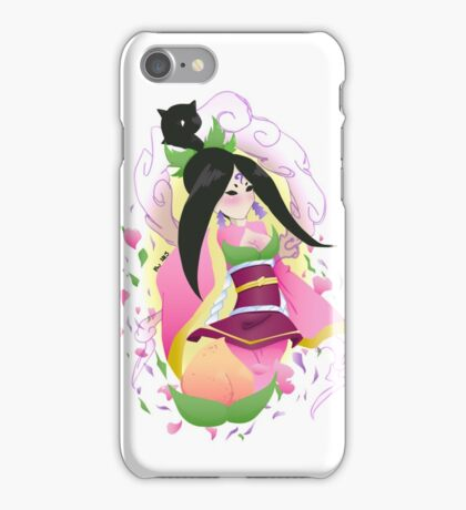 Fresh Scent of Flowers iPhone Case/Skin