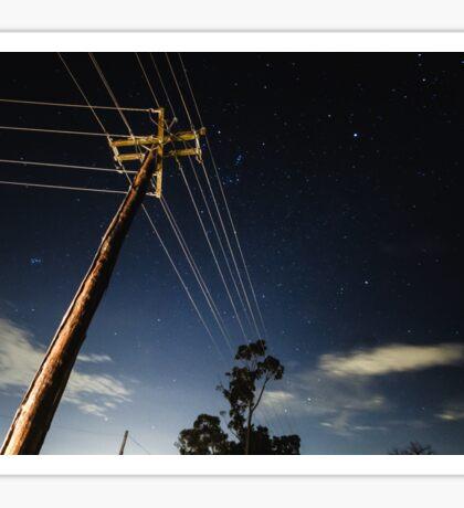 Skyward   Eastern Australian Skies Sticker