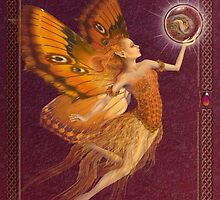 Fairy Dreams Poster 1 by Carol McLean-Carr