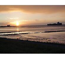 Sunset 13 Photographic Print