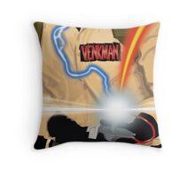 Dr. Peter Venkman Throw Pillow