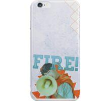 FIRE #3 iPhone Case/Skin