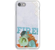 FIRE #3 iPhone Case/Skin