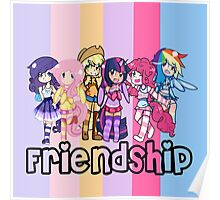 ~Friendship~ Poster