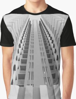 Singapore Skyscraper Graphic T-Shirt