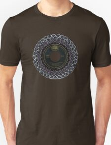 Vinyl Mandala Unisex T-Shirt