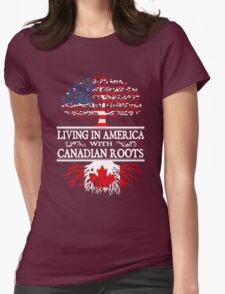 Canadian Roots T-shirt & Hoodie T-Shirt