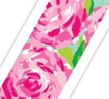 Z Rose Letter Sticker