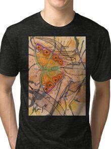 """""""Meadow Argus""""  Tri-blend T-Shirt"""