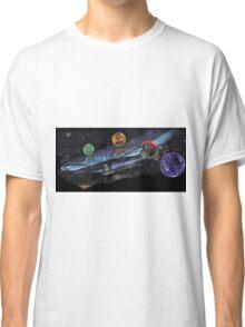 Zen Plasma Power Classic T-Shirt