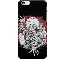 Zombie Rise on Graveyard iPhone Case/Skin