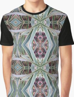 Geometric Nature Graphic T-Shirt