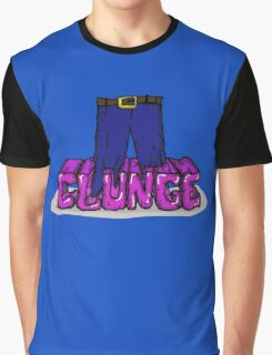 Knee Deep in the Clunge - The Inbetweeners Graphic T-Shirt