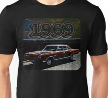 1969 Retro Colors Unisex T-Shirt