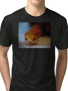 Peachy :P Tri-blend T-Shirt