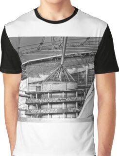 ETIHAD STADIUM Graphic T-Shirt