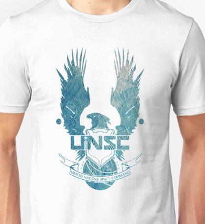 UNSC Logo Blue Unisex T-Shirt
