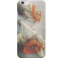 Faded Daffodils iPhone Case/Skin