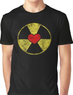 ghostbuster - Love danger Graphic T-Shirt