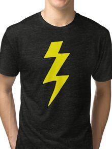 Lightning Bolt - Scott pilgrim vs The World Tri-blend T-Shirt
