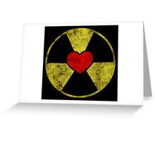 ghostbuster - Love danger Greeting Card