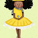 Girl in the Yellow Dress - Beatrice Ajayi  by Beatrice  Ajayi