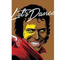 Let's Dance Photographic Print