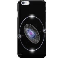 sun earth moon iPhone Case/Skin