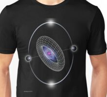 sun earth moon Unisex T-Shirt